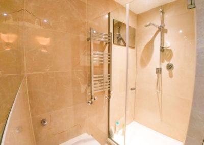 Bathroom at 3d Bedfordbury, Covent Garden WC2N 4BP